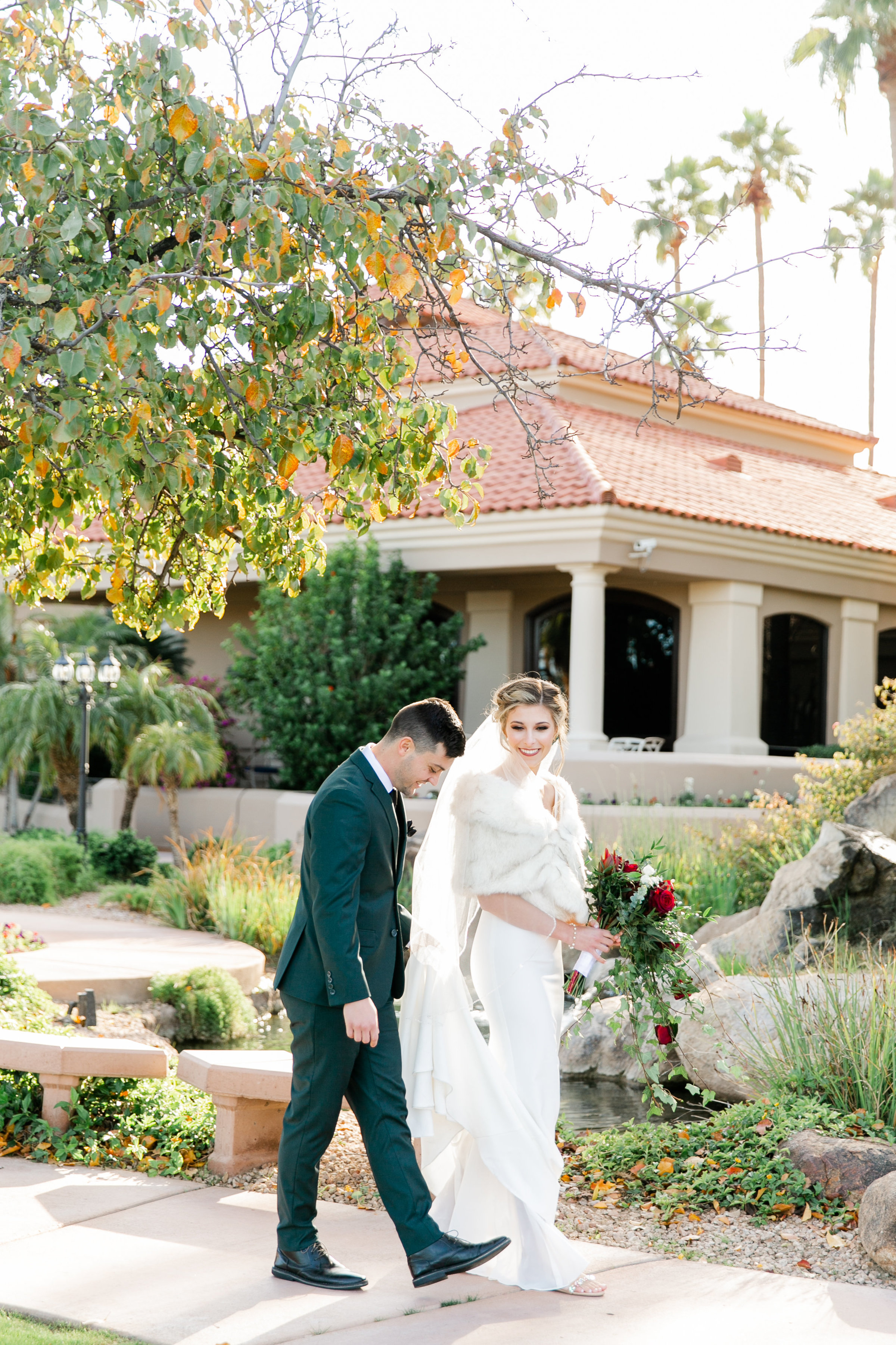 Karlie Colleen Photography - Gilbert Arizona Wedding - Val Vista Lakes - Brynne & Josh-441