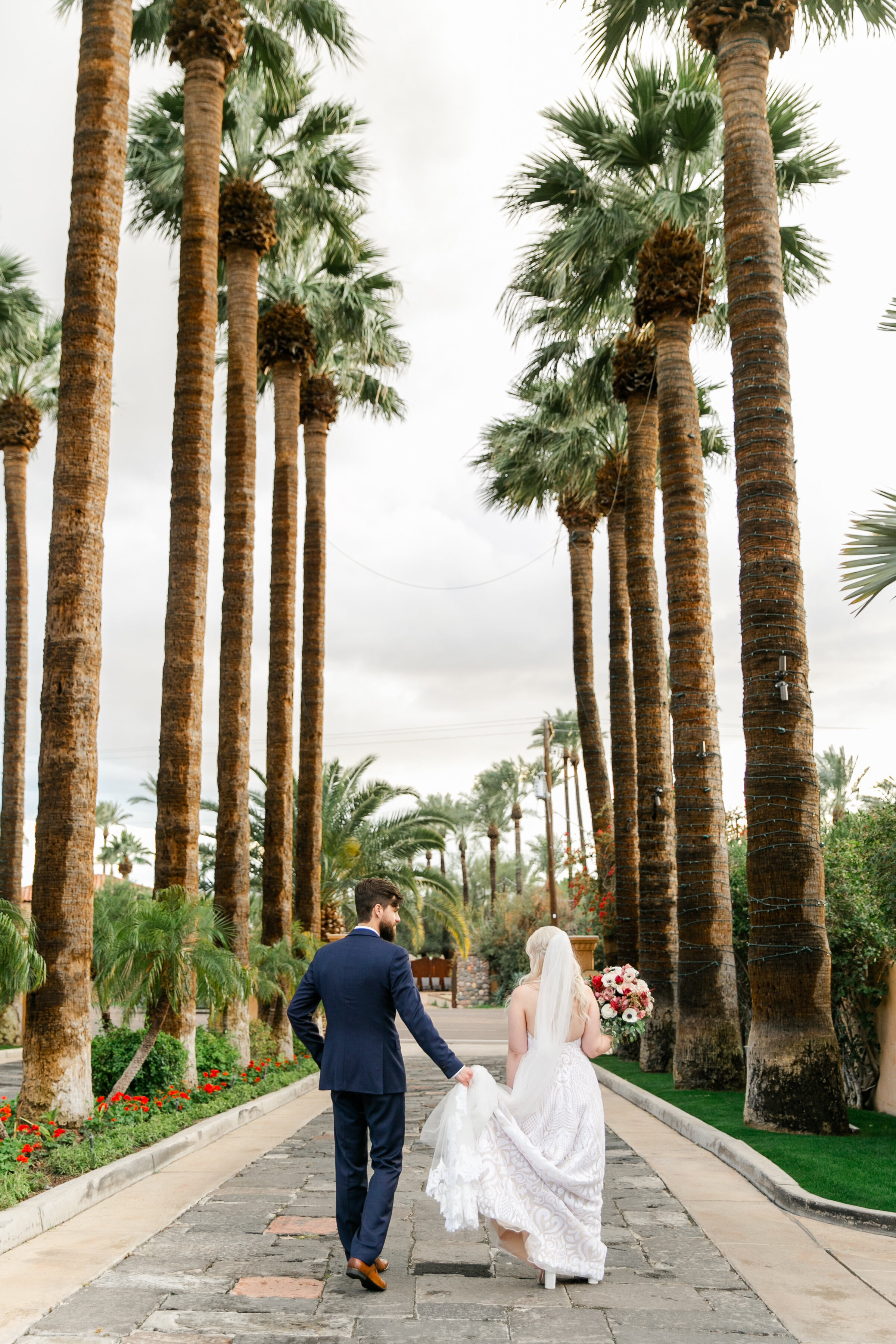 Karlie Colleen Photography - The Royal Palms Wedding - Some Like It Classic - Alex & Sam-572