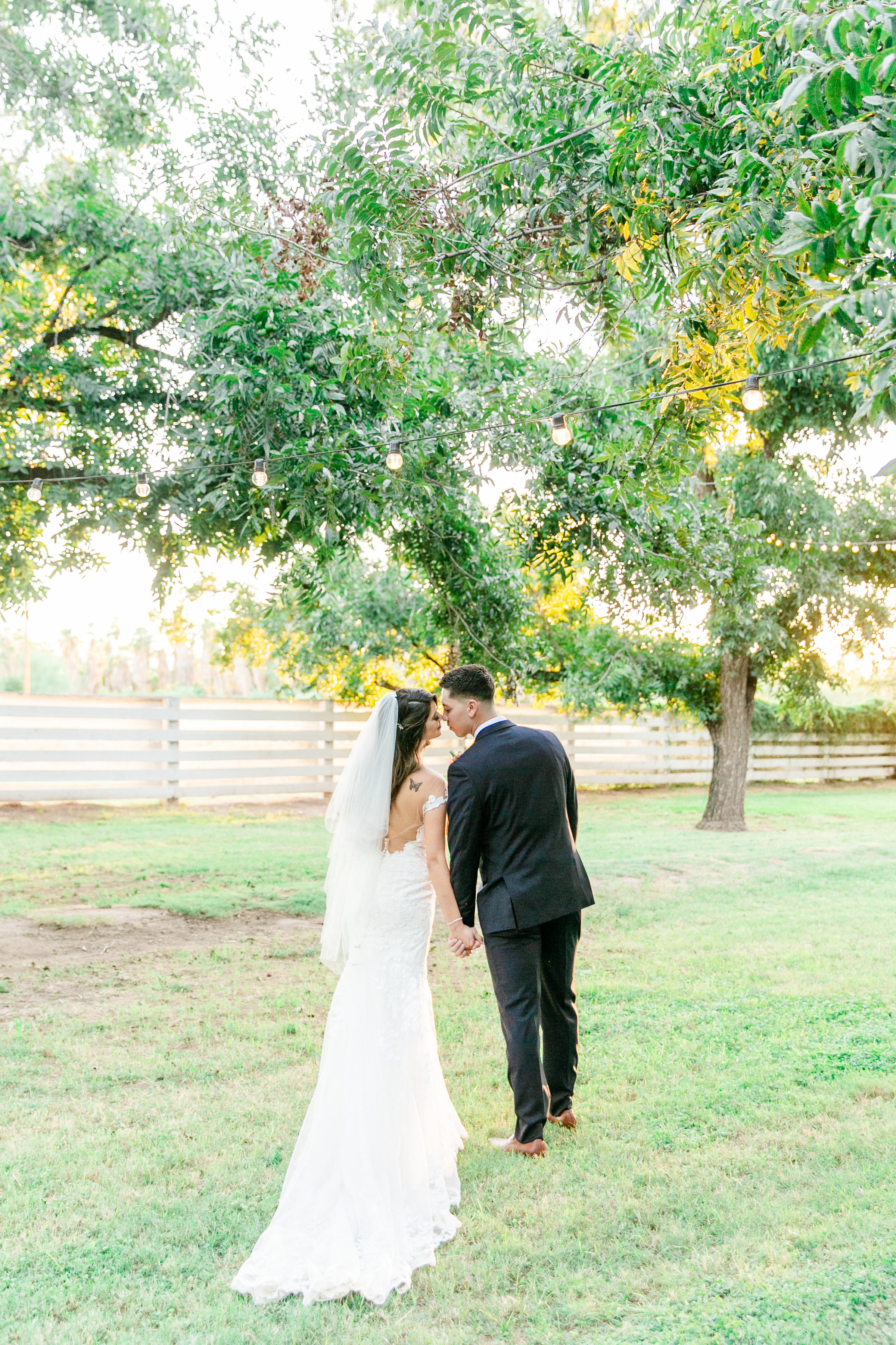 Karlie Colleen Photography - Phoenix Arizona - Farm At South Mountain Venue - Vanessa & Robert-599