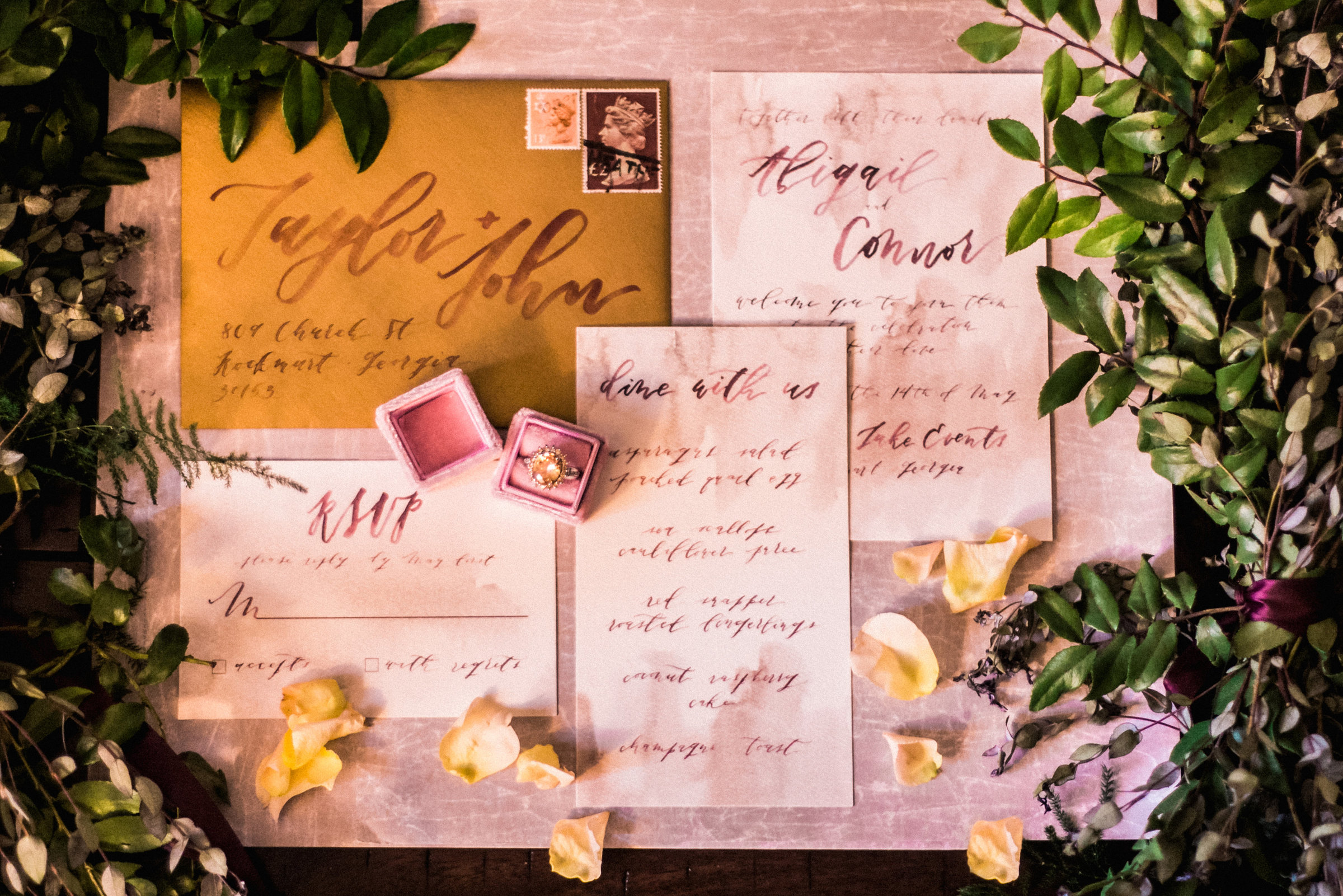 Bohemian Styled Shoot || © Emily Mitton Photography_-523