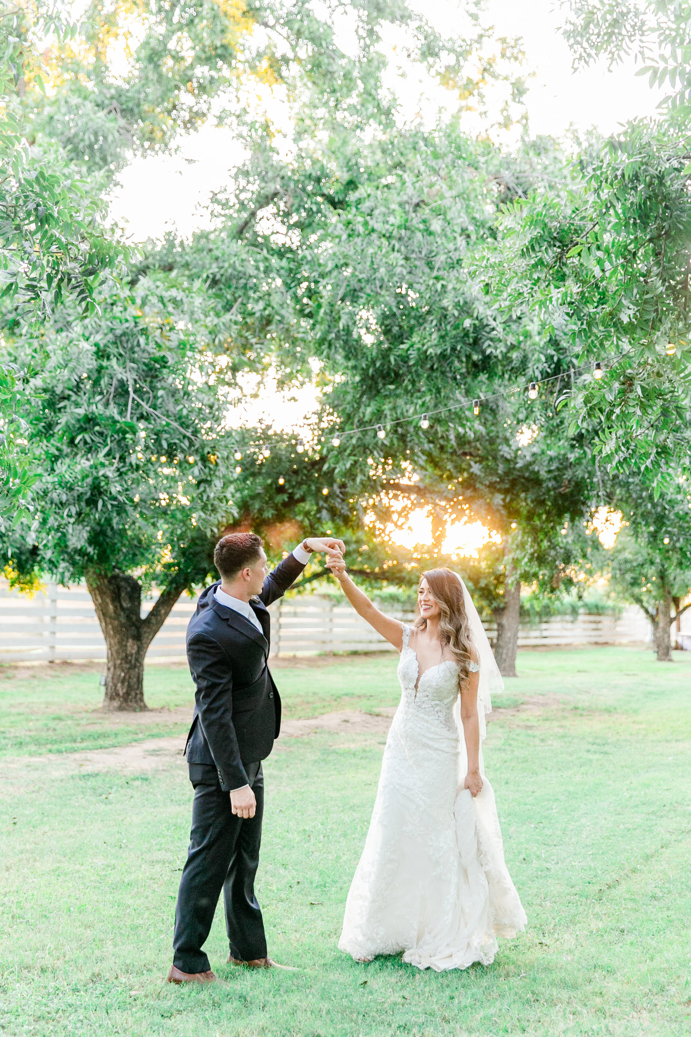 Karlie Colleen Photography - Phoenix Arizona - Farm At South Mountain Venue - Vanessa & Robert-617