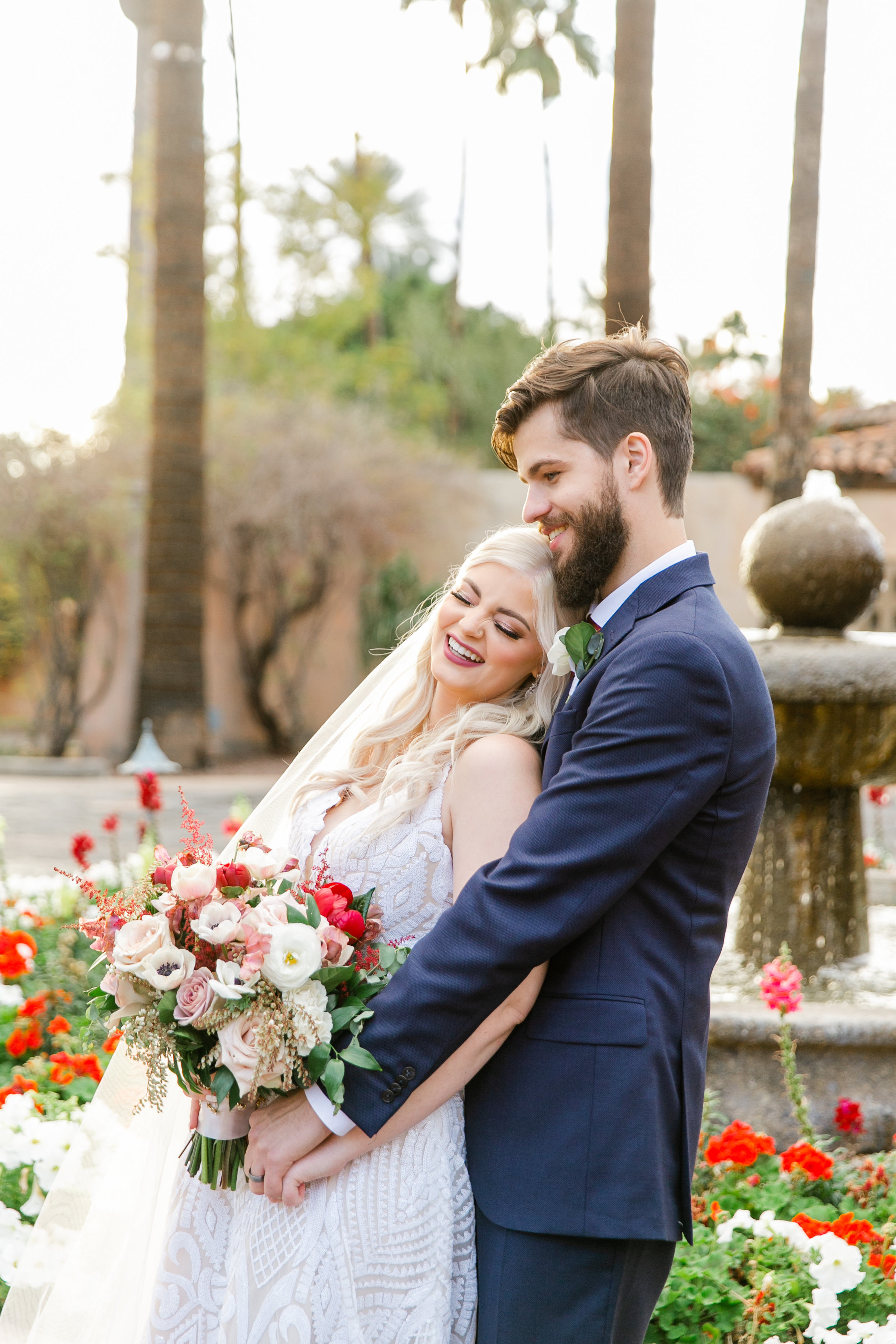 Karlie Colleen Photography - The Royal Palms Wedding - Some Like It Classic - Alex & Sam-547