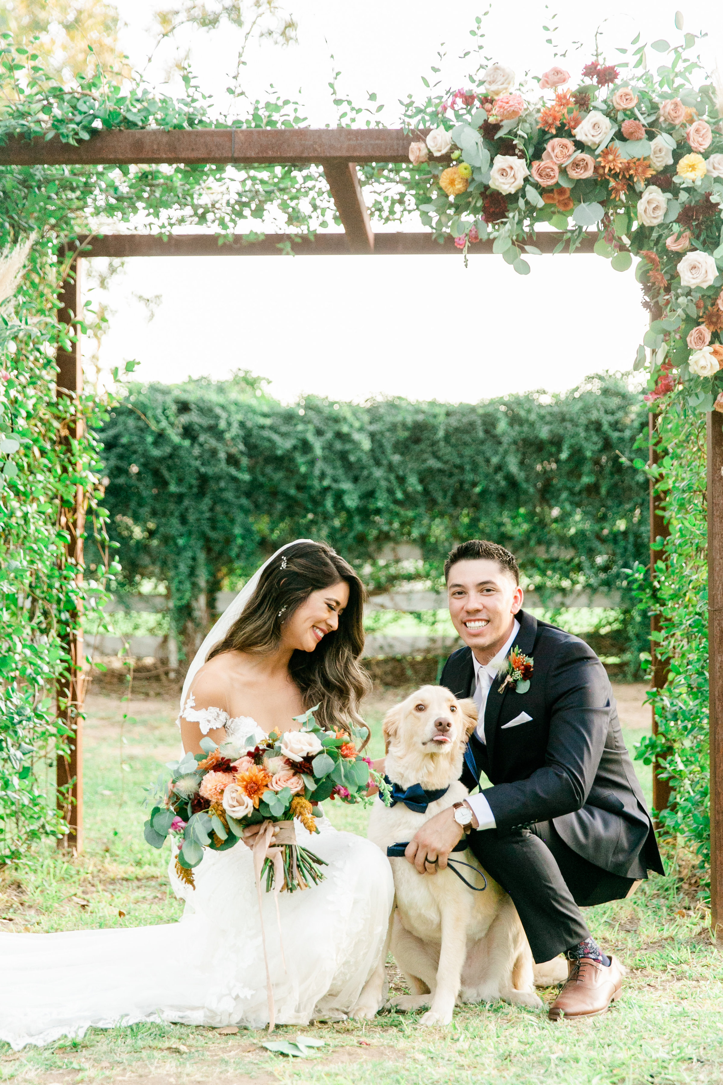 Karlie Colleen Photography - Phoenix Arizona - Farm At South Mountain Venue - Vanessa & Robert-698