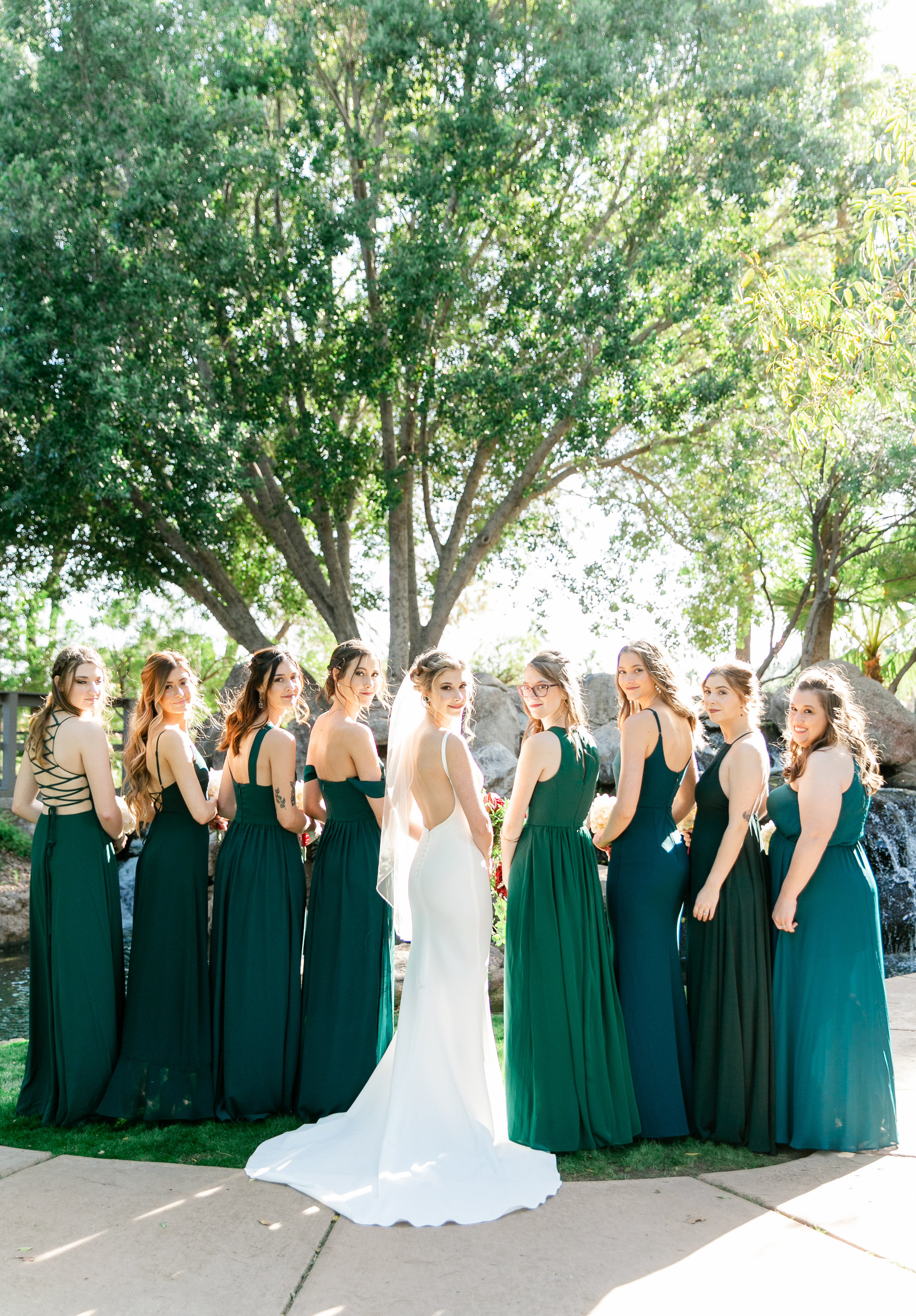 Karlie Colleen Photography - Gilbert Arizona Wedding - Val Vista Lakes - Brynne & Josh-270