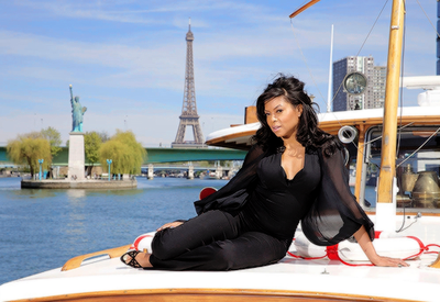 Paris hair stylist Taraji P Henson 03