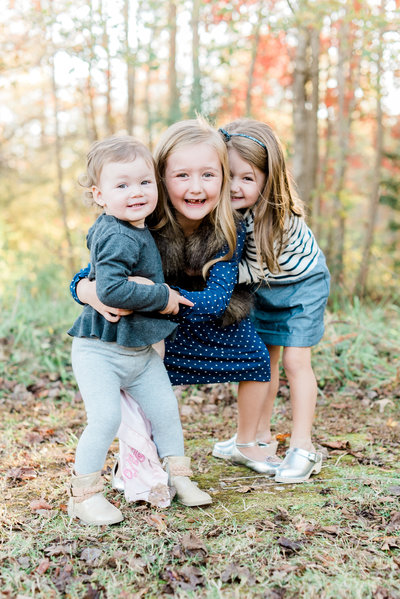 wake forest, nc family photographer photo
