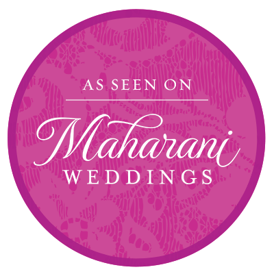 maharani weddings badge indian weddings featured platinum vendor
