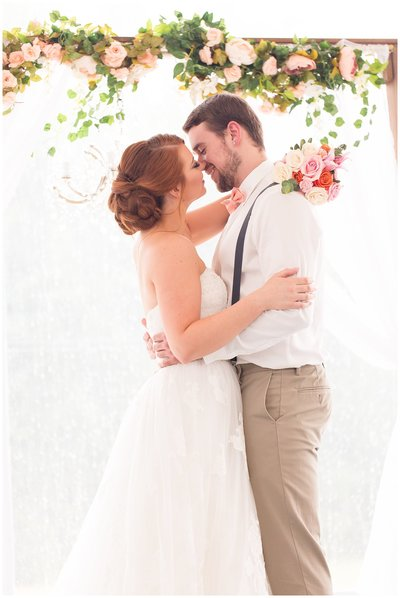 Southern Peach Styled Shoot Arbor Haven-018