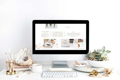 Oil Lounge and Company Young Living Distributor Website Design Converting Web YL Team Silver Oily Distributors4
