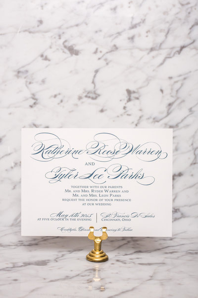 Order a Wedding Invitation Sample