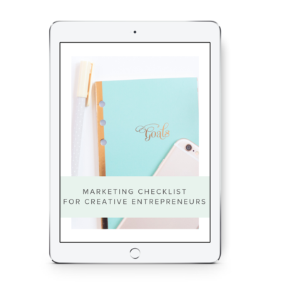 Marketing-Checklist