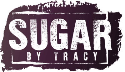 Sugar By Tracy Logo Purple