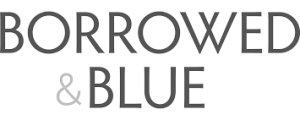 Borrowed & Blue logo