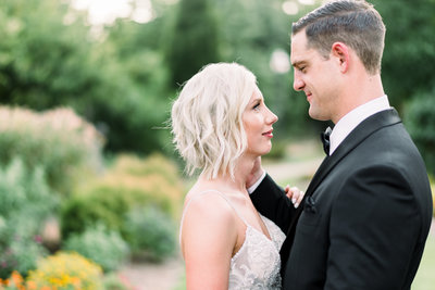 Bentonville Wedding Portraits