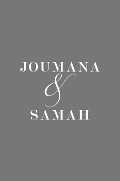 joumana and samag overlay