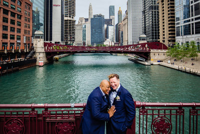 Same Sex Wedding Chicago