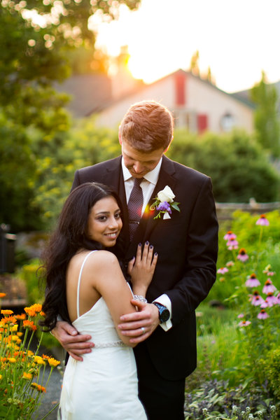 woodinville wedding sunset photography emma lee photography