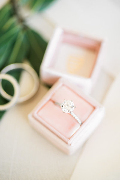 Skyline Country Club wedding photo of bridal details by Tucson Wedding Photographer Bryan and Anh of West End Photography