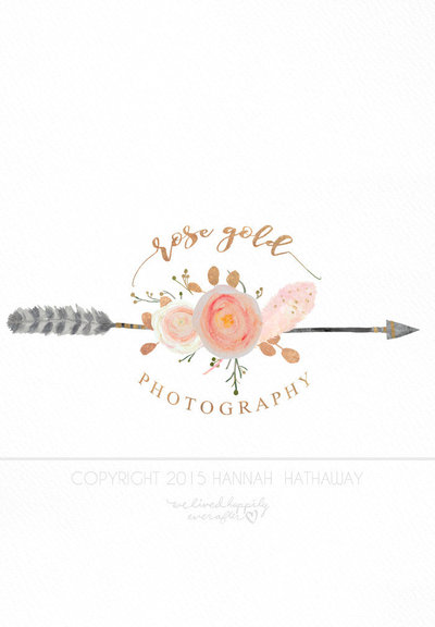 Business_Logo_-_Floral_Logo_-_Rose_Gold_Logo_-_Arrow_Logo_-_Brand_Kit_-_Watercolor_Logo_-_Gold_Logo_-267704186-_3