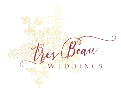 Tres Beau Weddings Logo