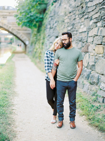 KlaireDixius_FineArtWeddingPhotographer_Georgetown_Engagement_TreverMegan-43