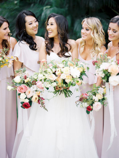 natalie bray, film wedding photographer, southern california wedding photographer, the dana san diego -9