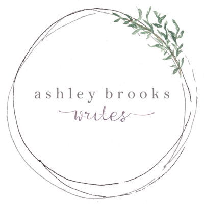 Ashley Brooks Writes - Logo