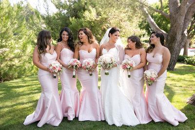 Bridesmaids_Marbella Country Club wedding in Orange County, CA San Juan Capistrano wedding photographer