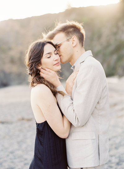 Beach+engagement+session+by+lauren+peele+Photography09