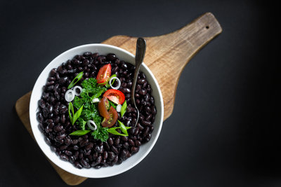 how to make beans and quinoa at the same time in an electric pressure cooker