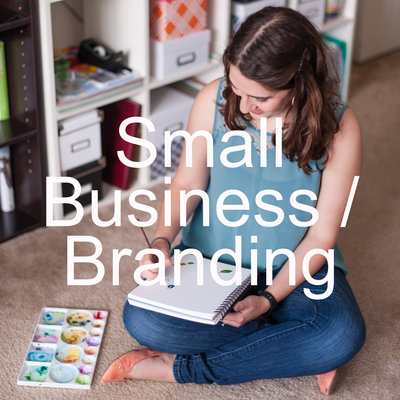 small business branding amber kay photo
