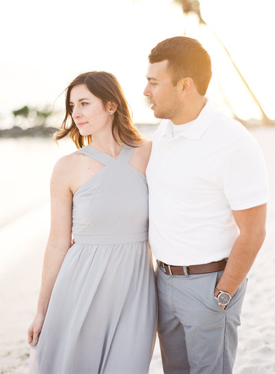 Annie + Nate | Key West-40
