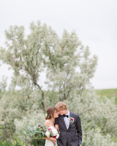 lake sakakawea greens wedding,
