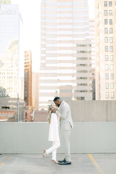 City Chic Elopement Engagement Session by Charlottesville Virginia Washington DC Maryland Wedding Photographer Costola Photography_1005