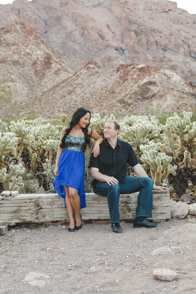 photo of engagement session on location | Susie Moreno Photography