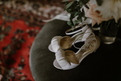 Seattle Boise Wedding Planner Shoes