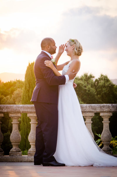 Elegant Wedding - French Riviera