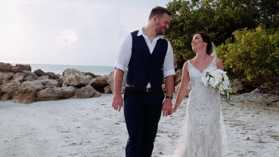 katie and ben wedding at the  lido beach resort at lido beach florida