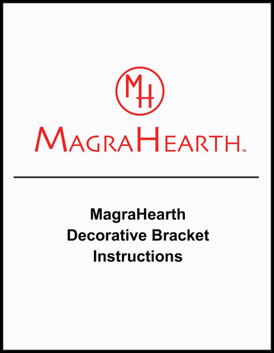Magra Decorative Bracket Instructions