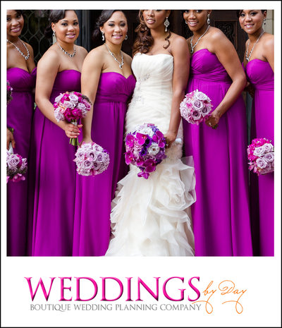 Weddings by Day Banner Small