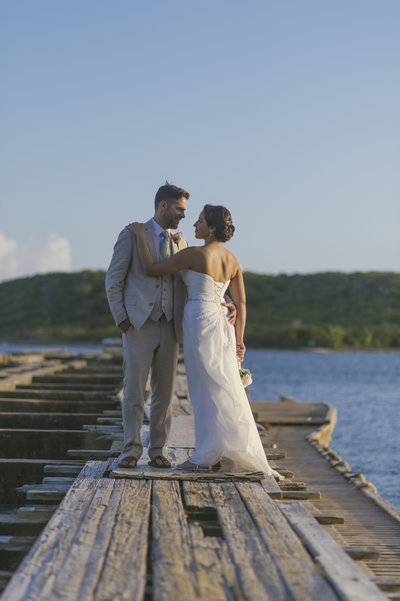 Destination Wedding in Condado