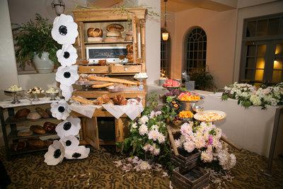 Catering at Marbella Country Club wedding in Orange County, CA San Juan Capistrano wedding photographer
