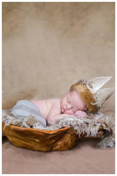 Ronin Odil Newborn