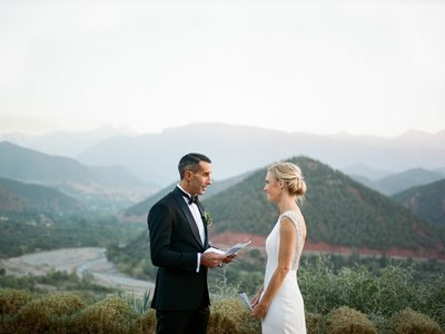 Wedding photography Kasbah Bab Ourika