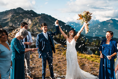 PNW Adventure Wedding Elopement Planner