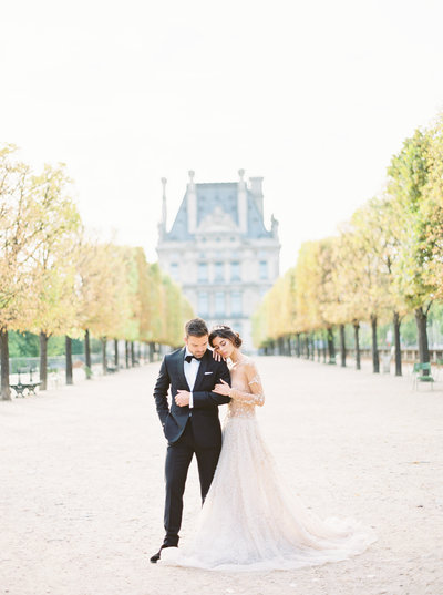 Destination Wedding Planner in France