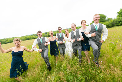 This is  photography of a Midwest Outdoor  Wedding  at Green Lake, Wisconsin