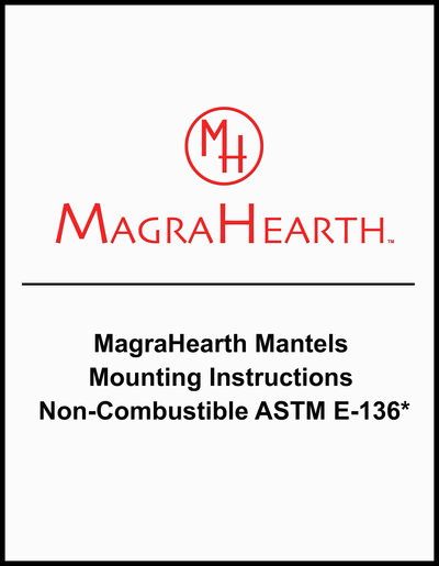 Magra Mantel Mounting Instructions