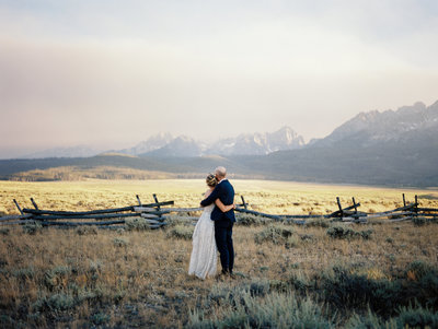 Olive and Alex Wedding_Stanley Idaho 472