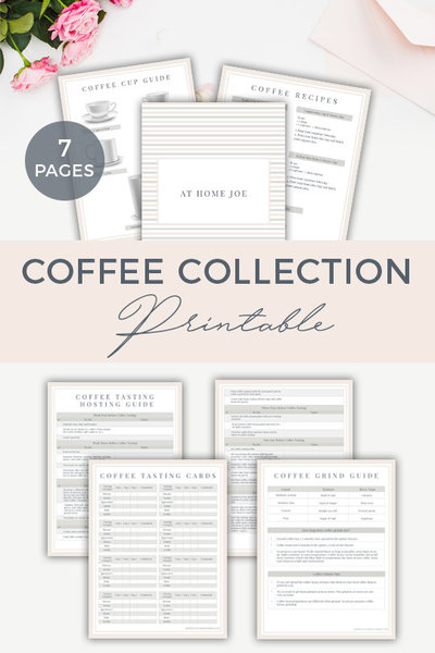 Coffee_Collection_Printable